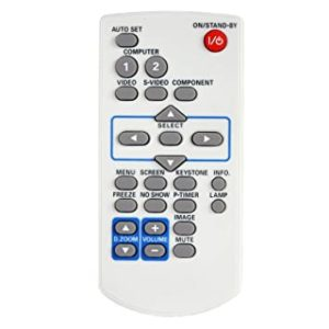 EIKI LC-XBM21 Projector Remote Control in Secunderabad Hyderabad Telangana INDIA