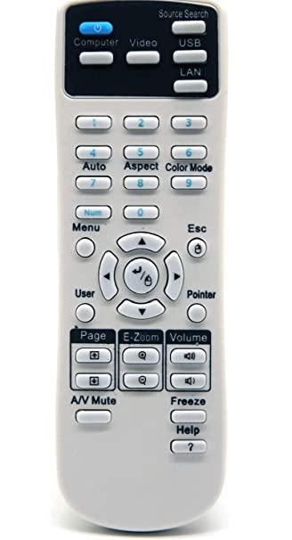 EPSON BRIGHTLINK 425Wi Projector Remote Control in Secunderabad Hyderabad Telangana INDIA