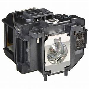 Epson ELPLP67 Projector Lamp in Secunderabad Hyderabad from Laptop Repair World Store & Service Center in Hyderabad India.