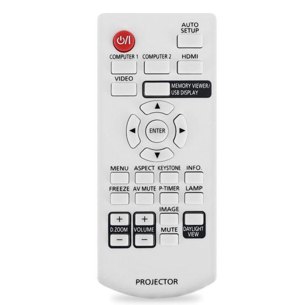 PANASONIC PT-TX400 Projector Remote in Secunderabad Hyderabad Telangana INDIA