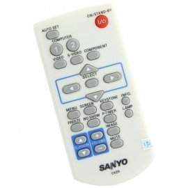 SANYO PLC-XR301 Projector Remote in Secunderabad Hyderabad Telangana INDIA