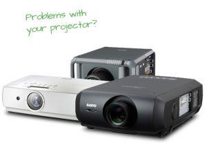 projector repair service center