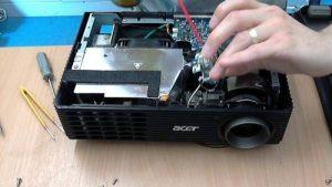 Projector Repair Center in Musheerabad Hyderabad